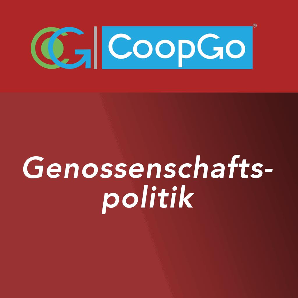Genossenschaftspolitik